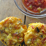 Easter Brunch Idea: Crust-less Mini Quiche Recipe