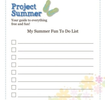 Click to get my FREE printable Summer Fun Planner.
