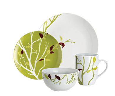 Rachael Ray Dinnerware Set  sc 1 st  Cha-Ching on a Shoestring & Kohl\u0027s: Rachael Ray 16-piece Dinnerware Sets as low as $19.99 ...
