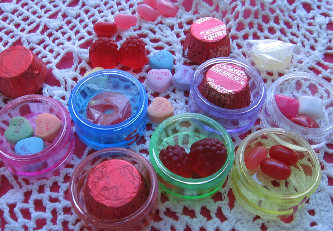 DSD Candies in Lids
