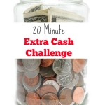 The 20 Minute Extra Cash Challenge Day 7 – Free Codes = Free Rewards