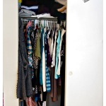 My One Hour Closet Makeover – What One Focused Hour Can Accomplish