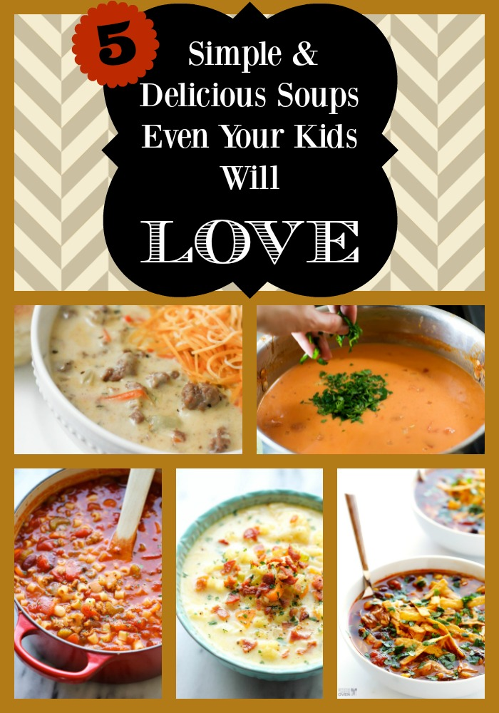 best kid friendly soups