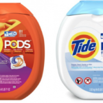 Amazon: Tide Pods or Gain Flings Laundry Detergent Pacs as low as $0.13 per Load – Shipped!