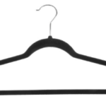 Amazon: AmazonBasics 30-Pack Velvet Suit Hangers for $10.22 (Reg. $19)