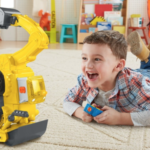 Amazon: Fisher-Price Bob the Builder R/C Super Scoop for $17.44 (Reg. $50)