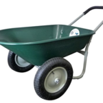 Amazon Prime Members: Dual-Wheel Yard Rover Wheelbarrow Cart for $60.08 (Reg. $96)