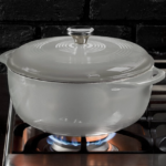 Amazon: Lodge 6-Quart Enameled Cast Iron Dutch Oven for $36.70 (Reg. $75)