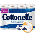 Amazon: Cottonelle Bath Tissue as low as $0.26 per Double Roll – Shipped!