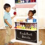 Walmart: Kids 2-in-1 Cafe and Store Play Stand for $25 (+ Prismacolor Coloring Kit $9.91!)