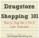 Drugstore Shopping 101
