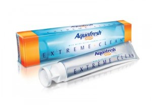 aquafresh extreme clean