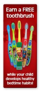 Colgate Free Toothbrush