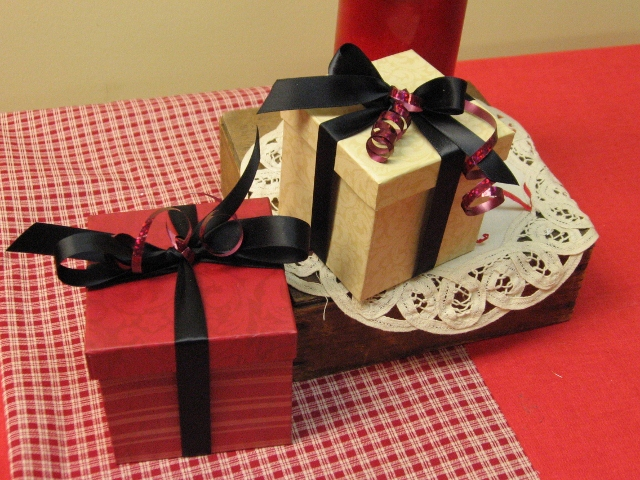 Fruit Valentine's Gift Box