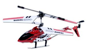 Syma Red Helicopter