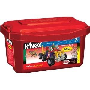 K'Nex Value Tub