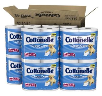 Cottonelle Double Rolls Amazon