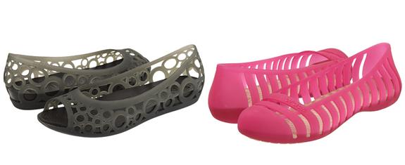 Crocs Flats Cute