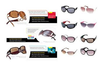 Graveyard Branded Sunglasses