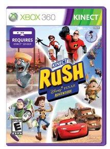 Kinect Rush Disney Pixar Adventure