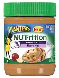 Planters Nutrition Peanut Butter