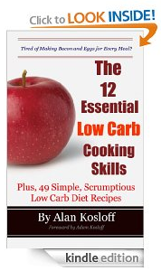 12 Low Carb Cooking Skills