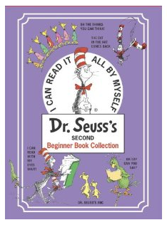 Dr. Seuss Second Book Collection