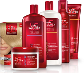Vidal Sassoon Hair Care