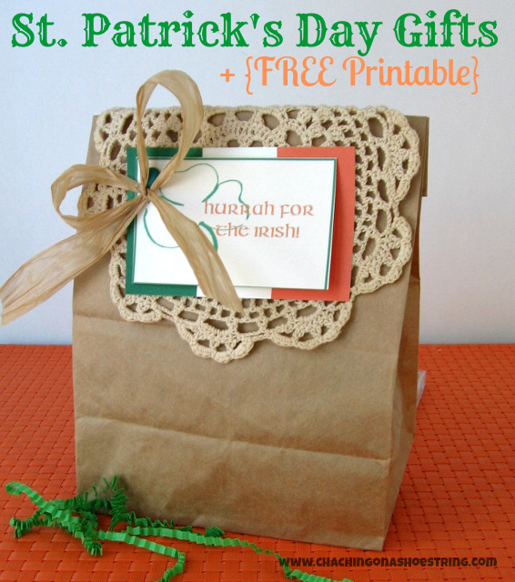 St patricks day gifts