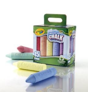 crayola chalk