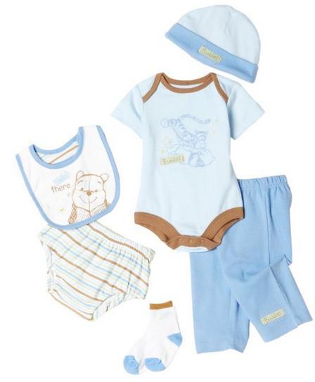 Disney Newborn Set