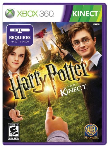 Harry Potter Kinect Game