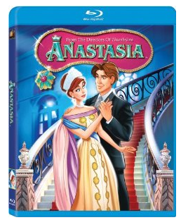Anastasia Blu-ray DVD