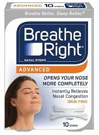 Breathe Right Nasal Congestion