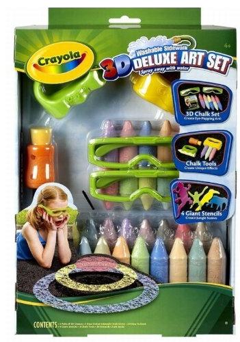 Crayola 3D Set