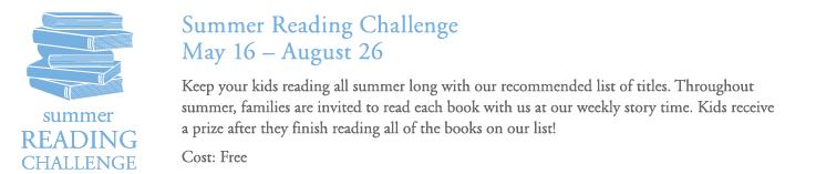 PBkids summer reading