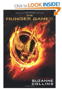 The Hunger Games Paperback Book