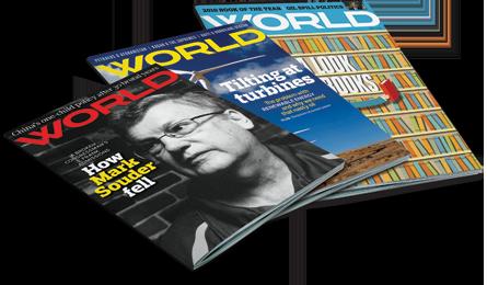 World Magazine Deal