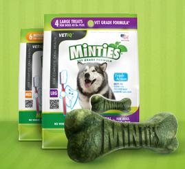 Minties-Dog-Treats-FREE-sample