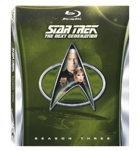 Star Trek Blu-ray Next Generation