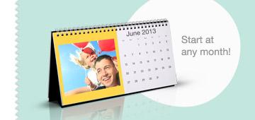 Walgreens Photo Calendar