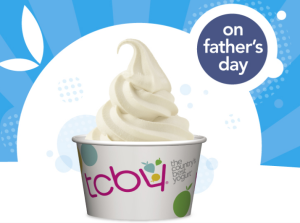 tcby father's day