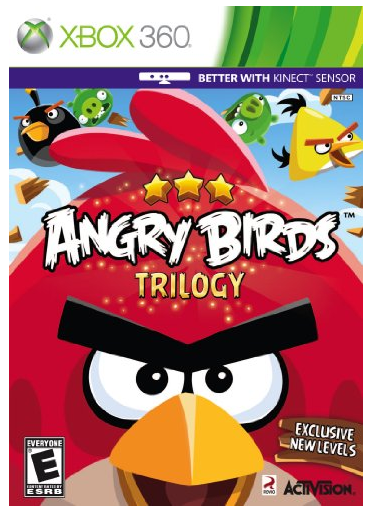 Angry Birds Trilogy Game