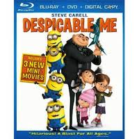 Despicable Me Blu-ray Combo Pack