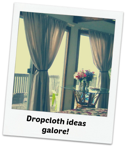 Dropcloth Ideas Galore