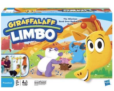 Giraffalaff Limbo Game