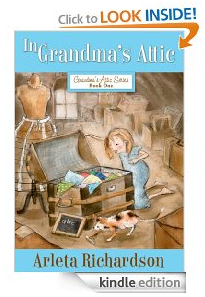 In Grandma's Attic eBook