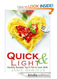 Quick and Light Recipes eBook