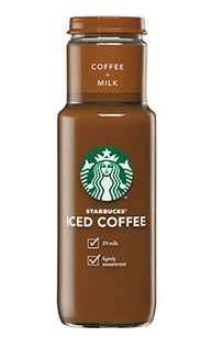 Starbucks Iced Coffee Drinks