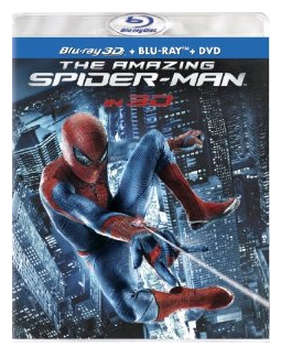 The Amazing Spider-Man Four-Disc
